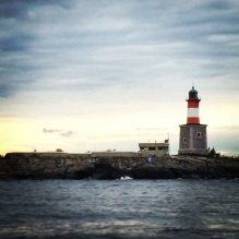 Harmaja light house